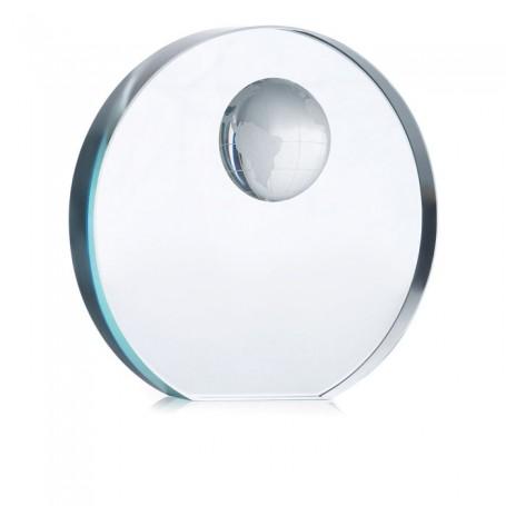 MONDAL - Globe glass trophy
