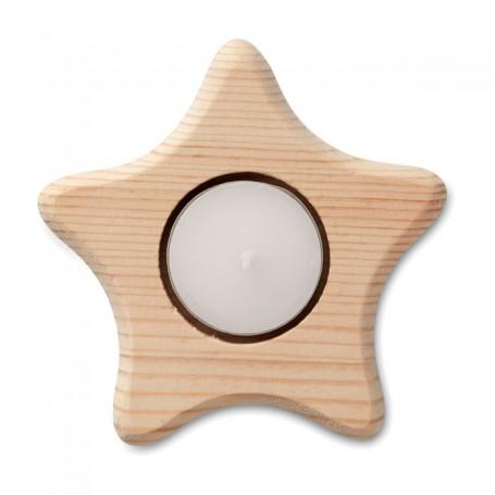 TEASTAR - Star shaped candle holder