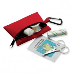 MINIDOC - First aid kit w/ carabiner