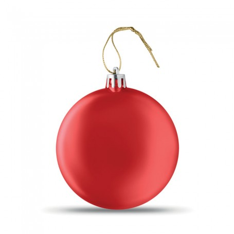 LIA BALL - Flat Christmas bauble