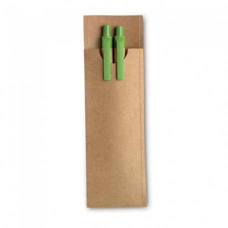 GREENSET - Set of pencil and ball pen